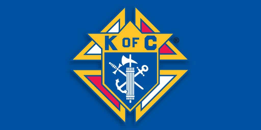 Knights of Columbus Fond du Lac, WI news post.